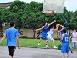 实习生篮球赛