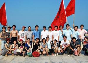 我们的湄州一日游