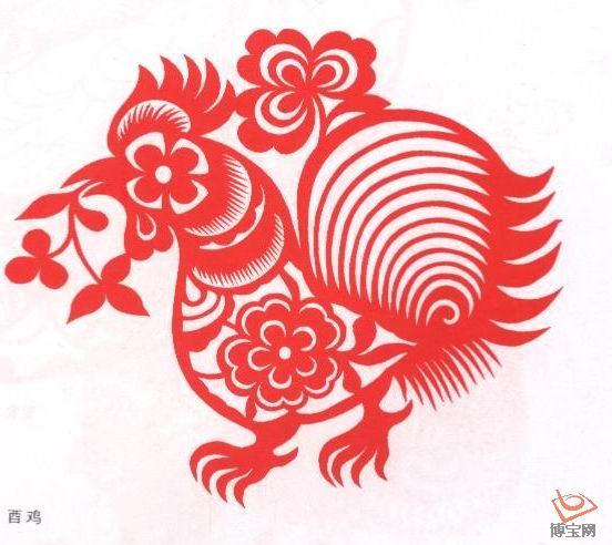 陕西十二生肖文化剪纸(4)_剪纸_连天红(福建)家具有限