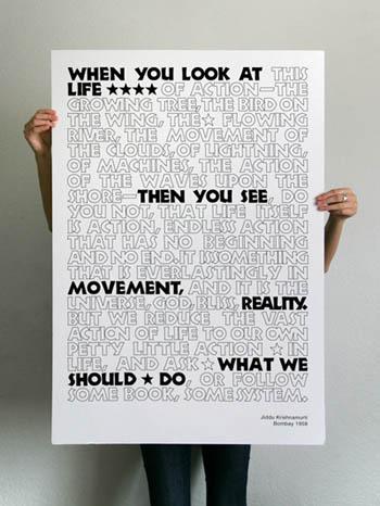 设计师德乔德风格招贴海报设计欣赏