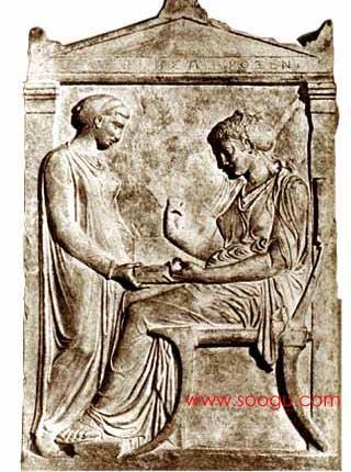 欧式玄关石板雕刻图
