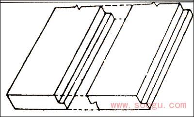 古代家具,建筑中卯榫结构的运用;