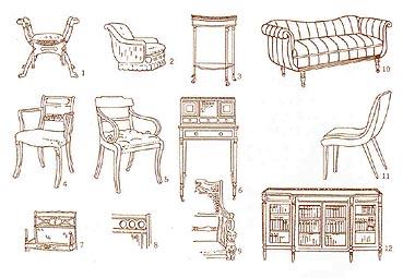 18世纪中叶欧洲古典家具风格与属性(二)(2)