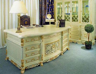 漫谈欧式古典家具的设计风格