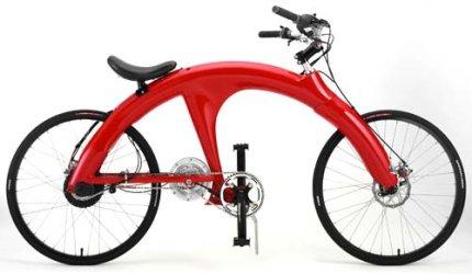 未来派自行车