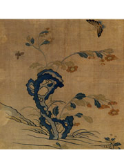 缂丝花卉图册—86.2