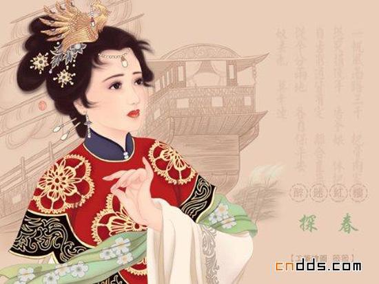 美丽江宁我的梦绘画