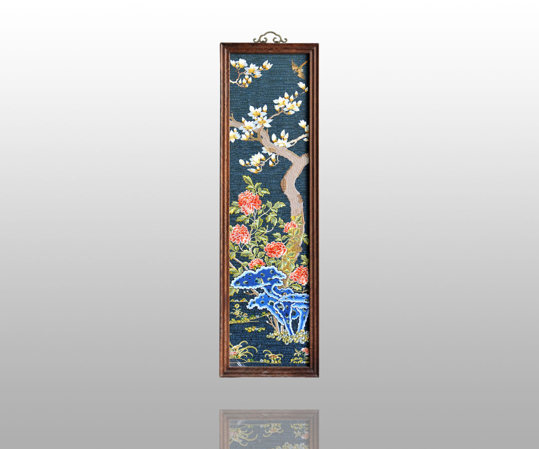 古朴典雅的刺绣挂屏    11 - h_x_y_123456 - 何晓昱的文化艺术博客