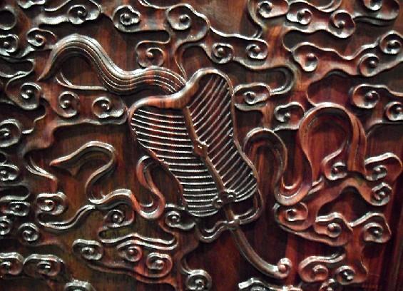 名鼎檀红木专家谈古代雕刻纹饰图案和吉祥寓意(2)