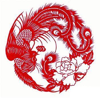 中国剪纸工艺图片