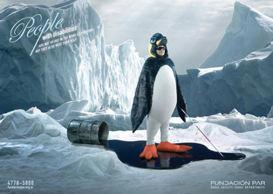 环境保护宣传海报_海报设计欣赏