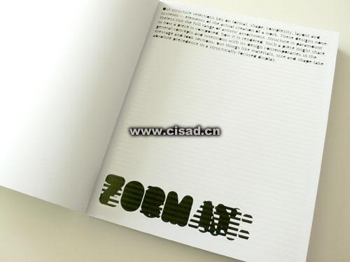 国外优秀企业画册设计欣赏(7)