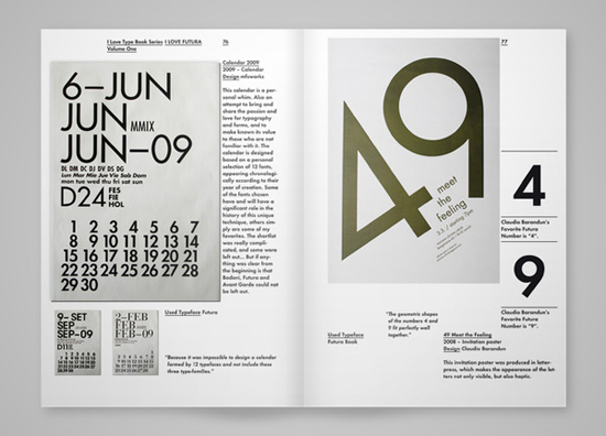 《futura》画册版式设计(2)