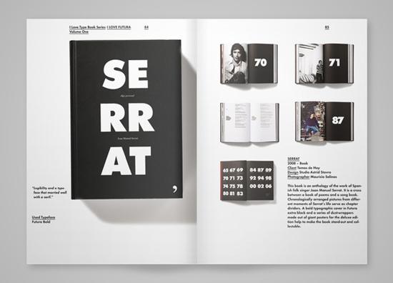 《futura》画册版式设计(3)