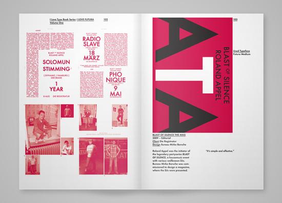 《futura》画册版式设计(4)