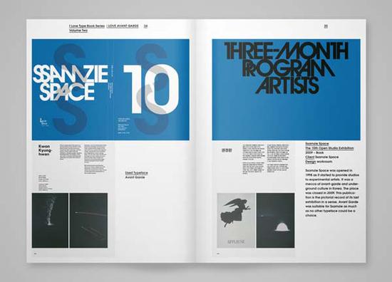 畫冊版式設計作品(2)