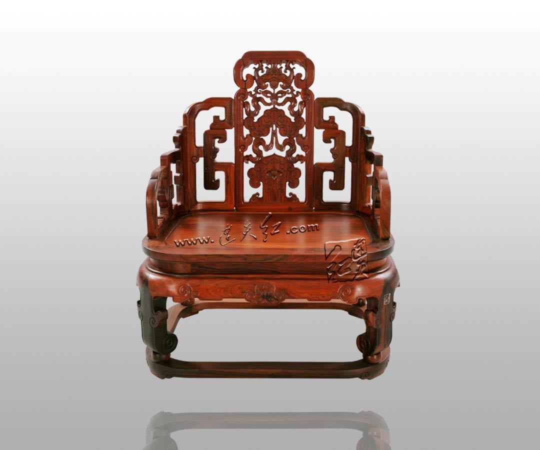 福庆纹扶手椅