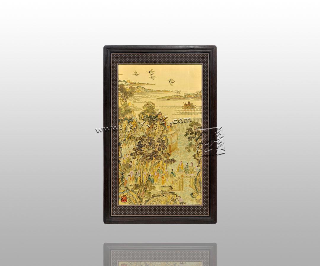 绝美的漆雕挂屏 2 - h_x_y_123456 - 何晓昱的博客