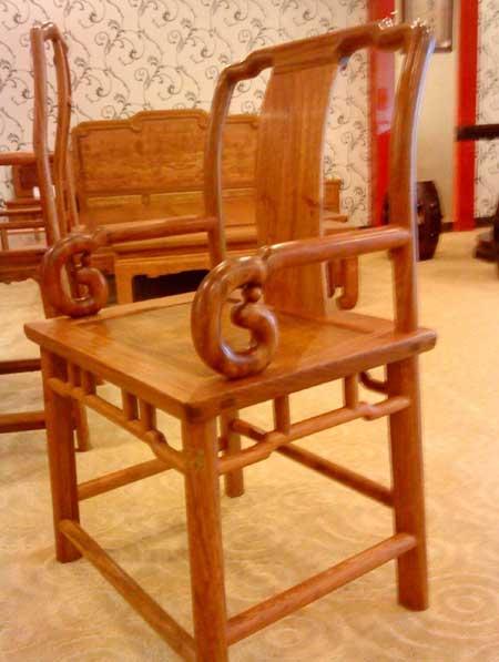 红木小孩椅子图片大全