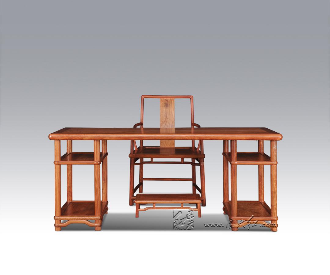 明式办公桌三件套(二)
