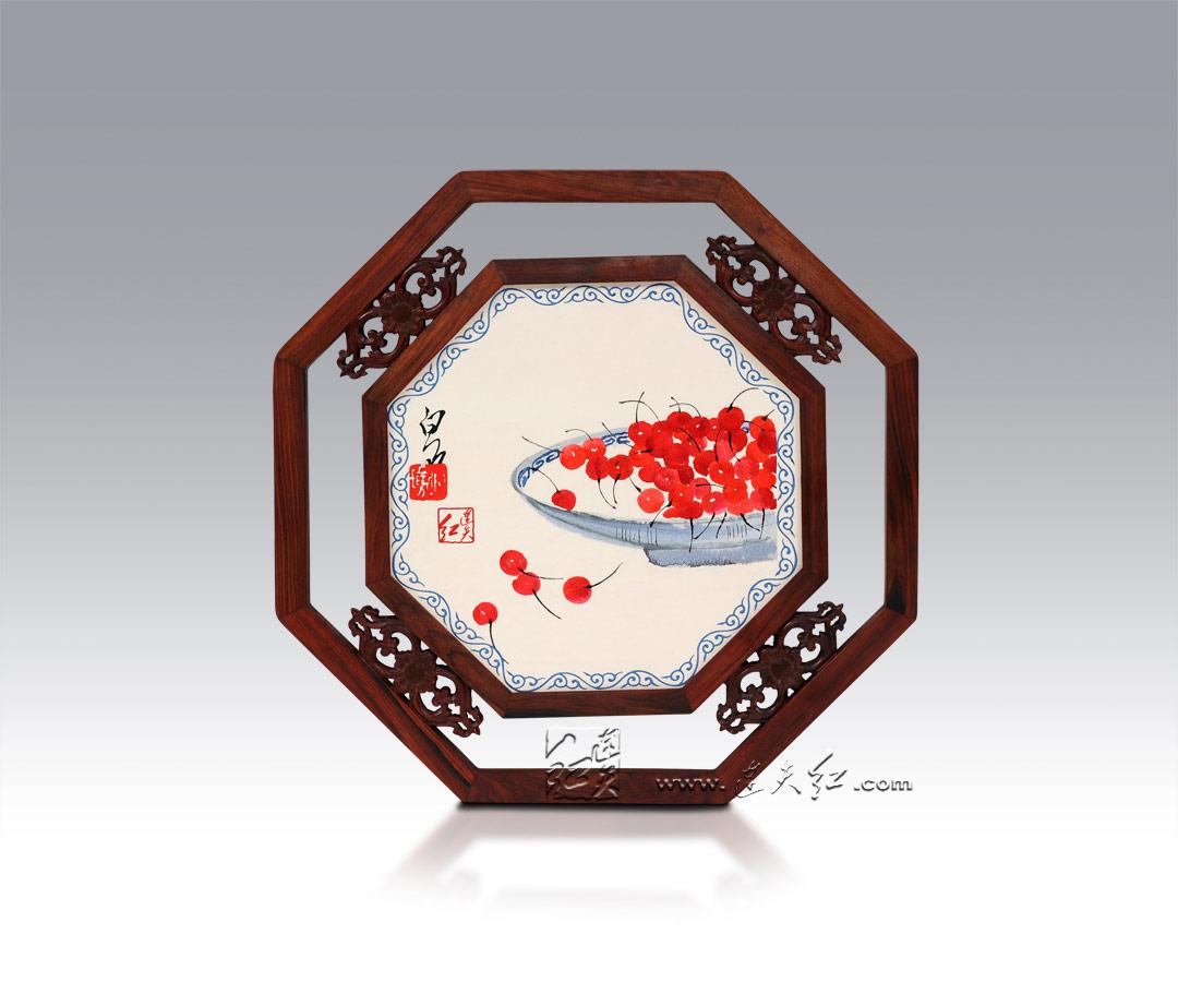 白石-樱桃