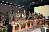 2011邮储客户节:红木模