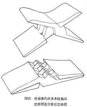 多角度家具手绘图