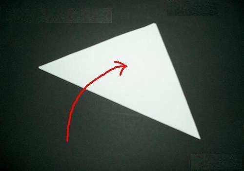 图示步骤教你学会剪出精美雪花剪纸