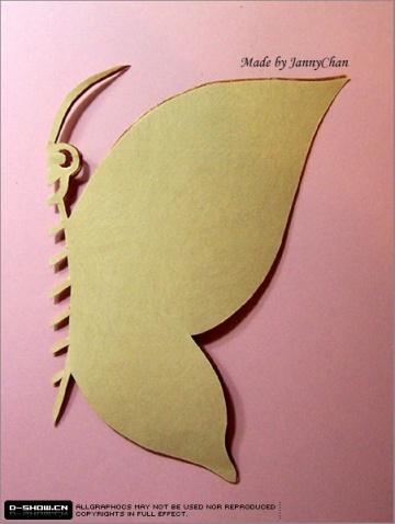 对称剪纸方法剪出精美蝴蝶亚博在线娱乐官网登录