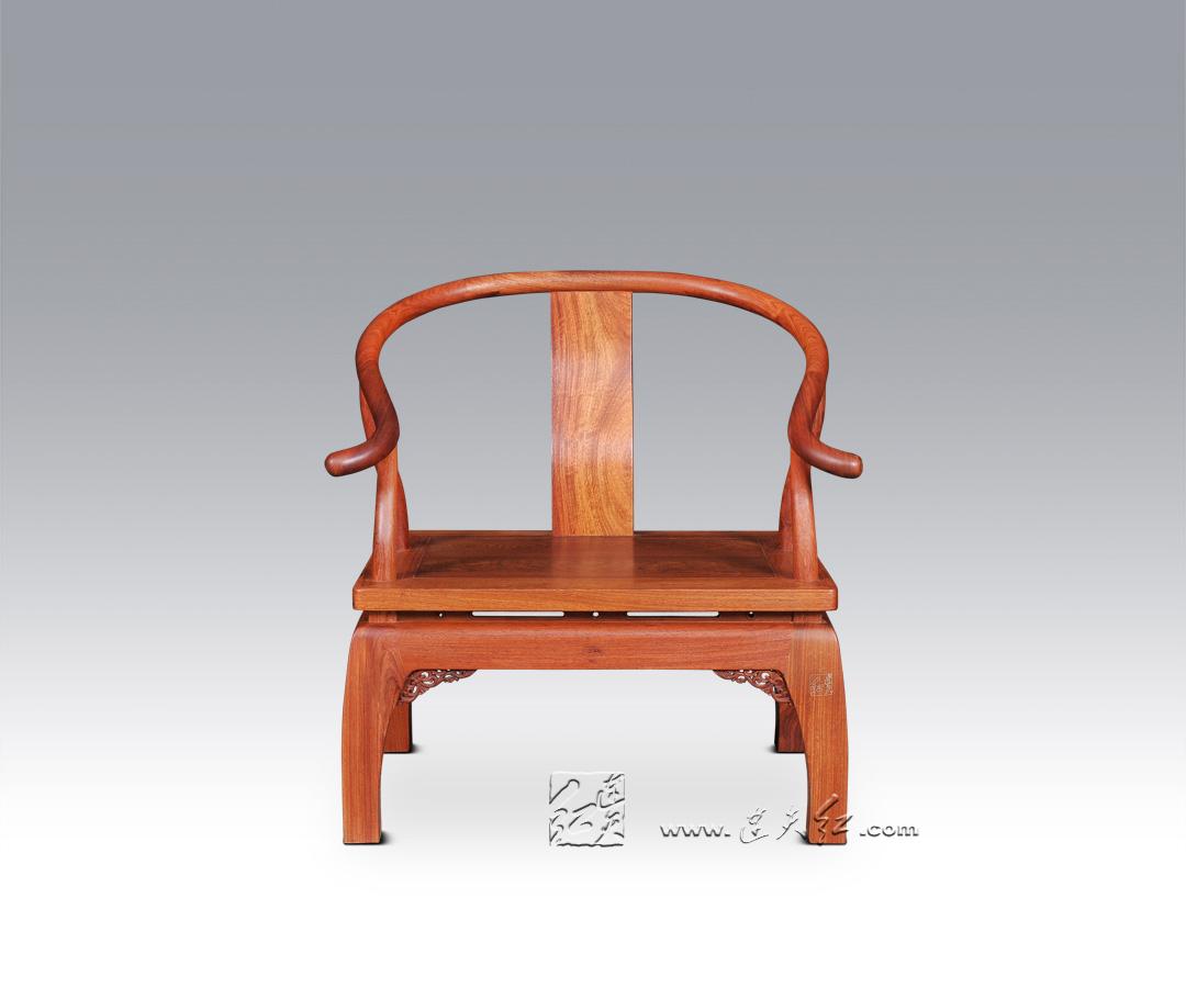 溪月岭云圈椅