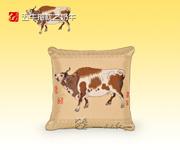 五牛抱枕之奶牛