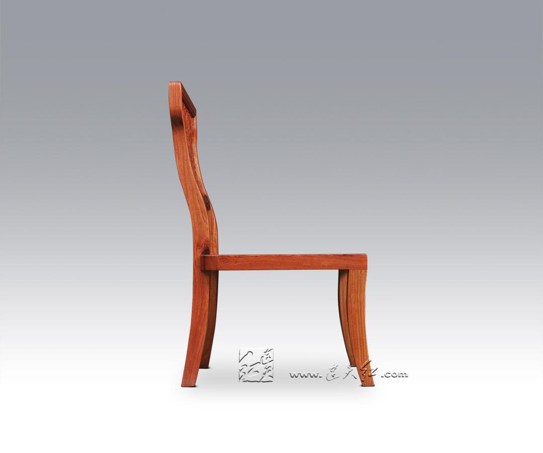花影靠背椅