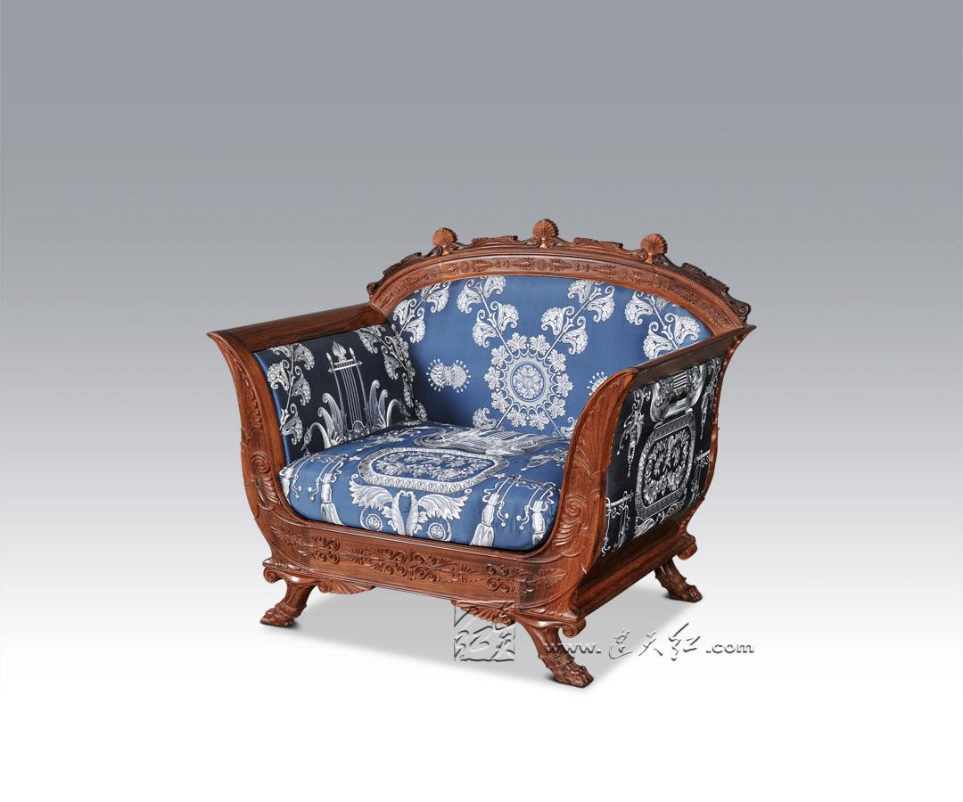 皇家尚品单人沙发