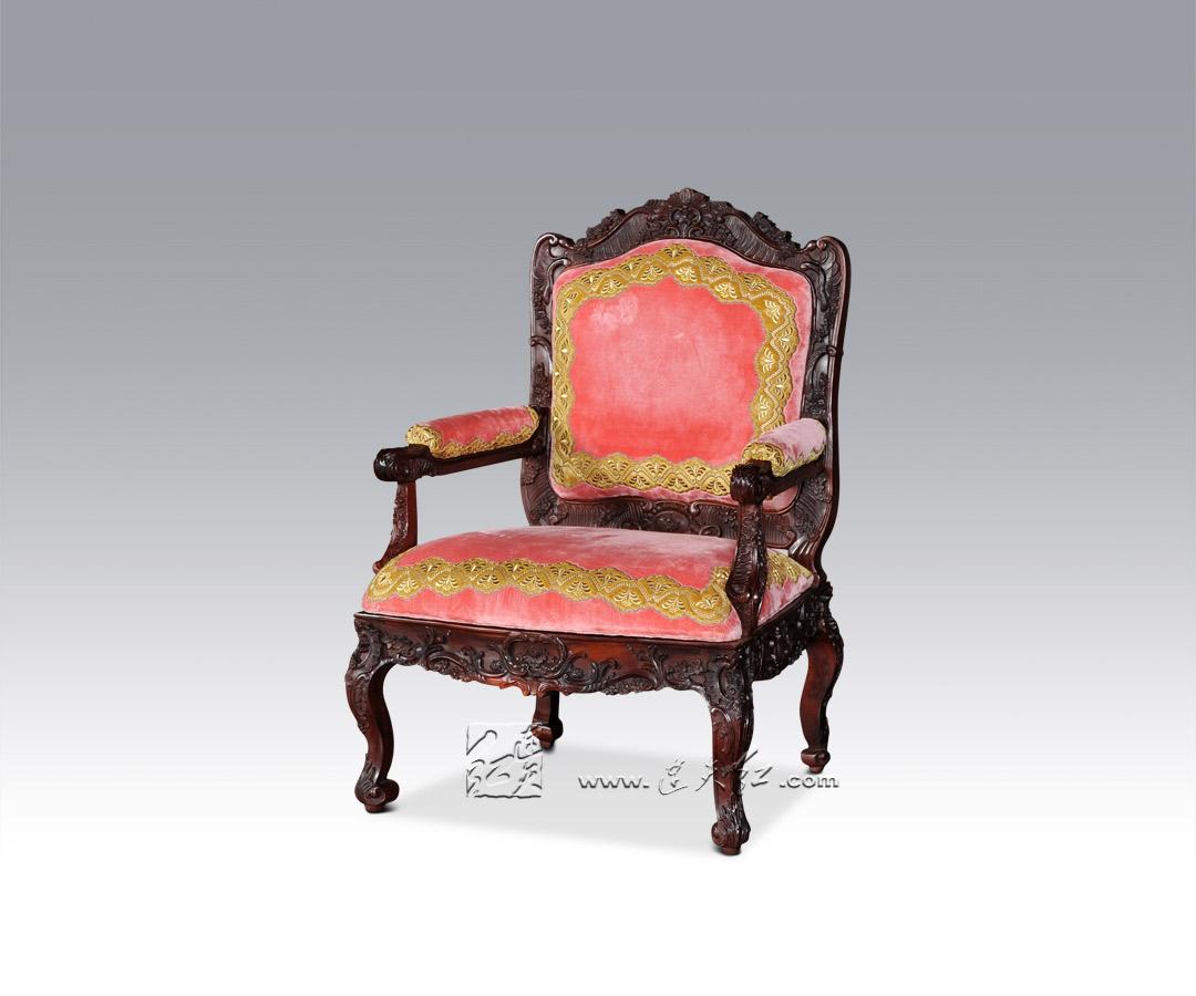 枫丹美御单人椅