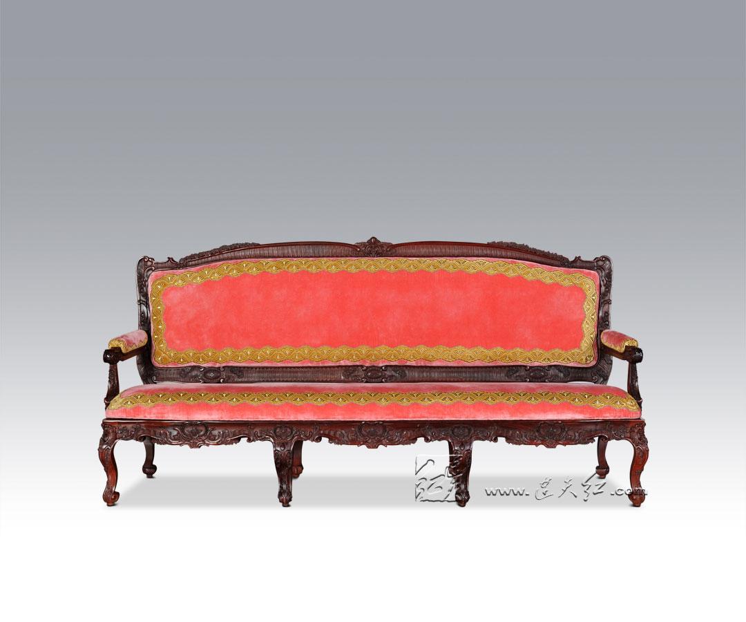 枫丹美御三人椅