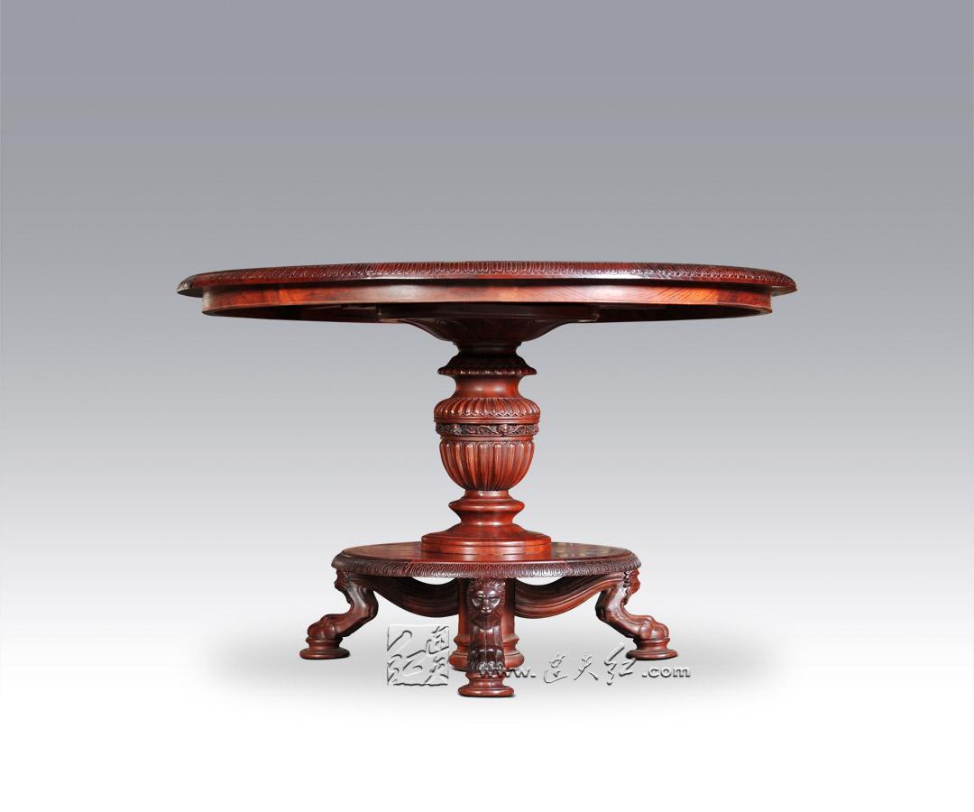 皇家尚品圆餐桌