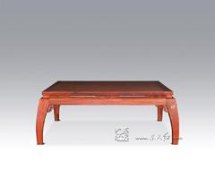 溪月岭云方桌