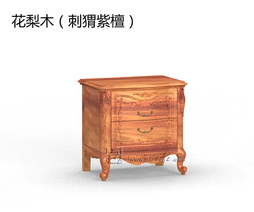 欧式床头柜单品