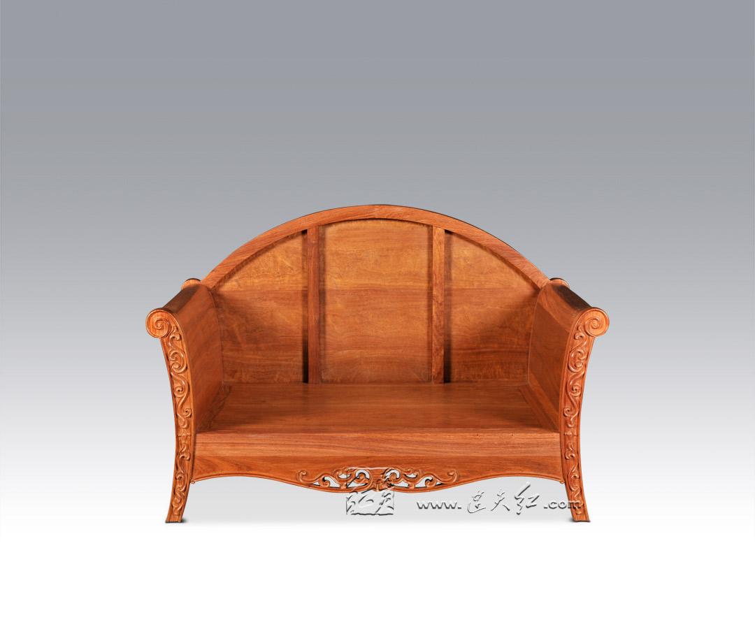 洛花盛锦单人椅