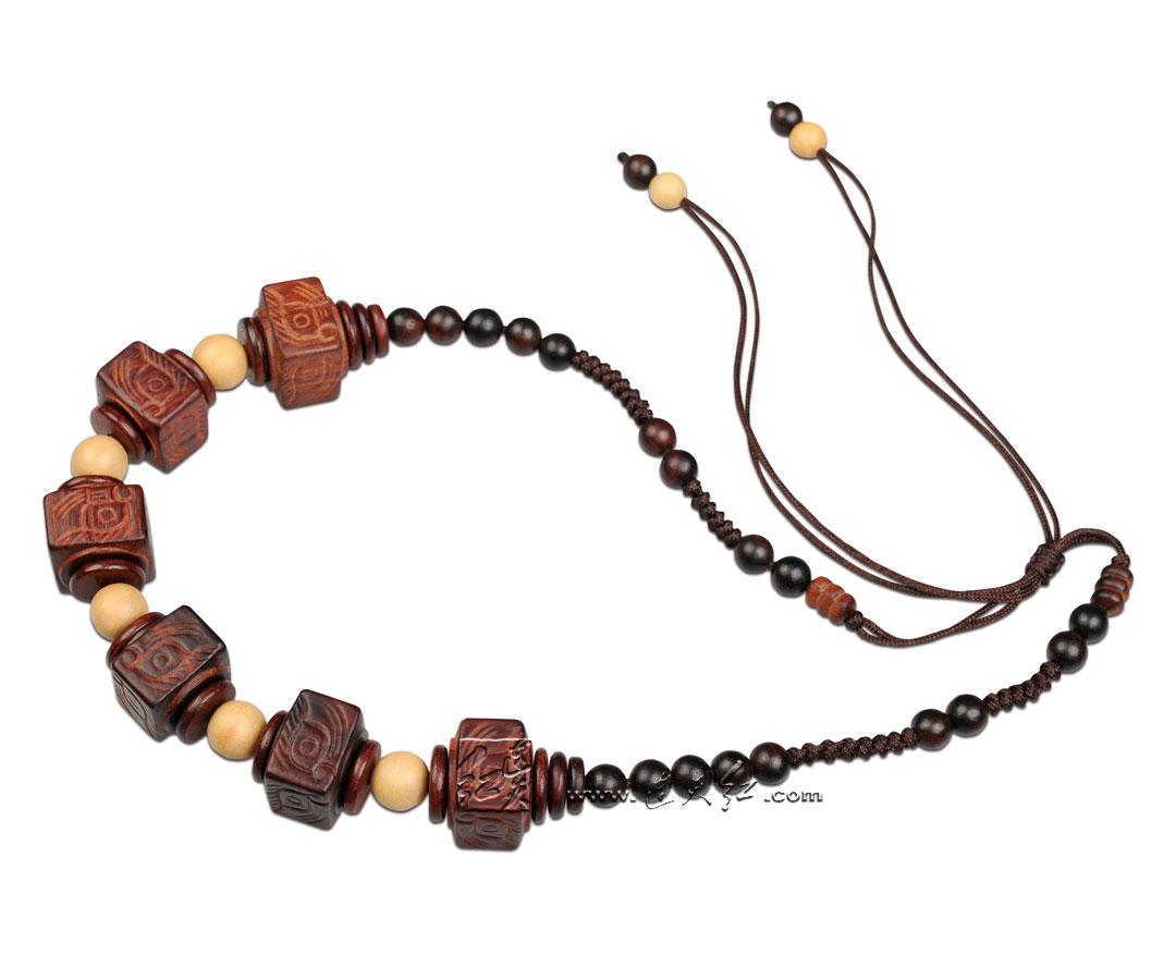 兽面纹项链