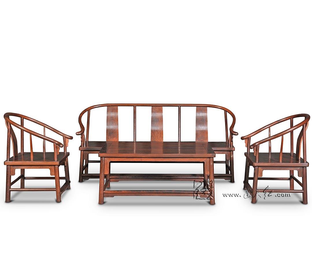 藤木圈椅设计图
