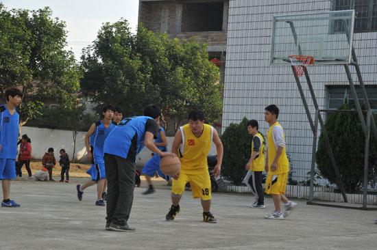 2014喜迎国庆文章_2014年庆元旦活动系列之篮球圆满落幕