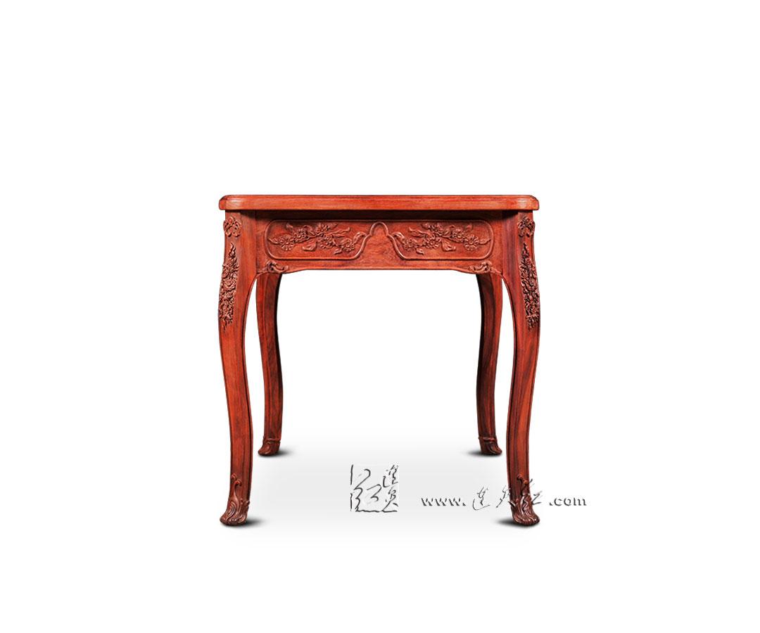 书桌椅子可爱简笔画