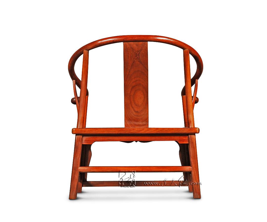 圈椅手绘效果图