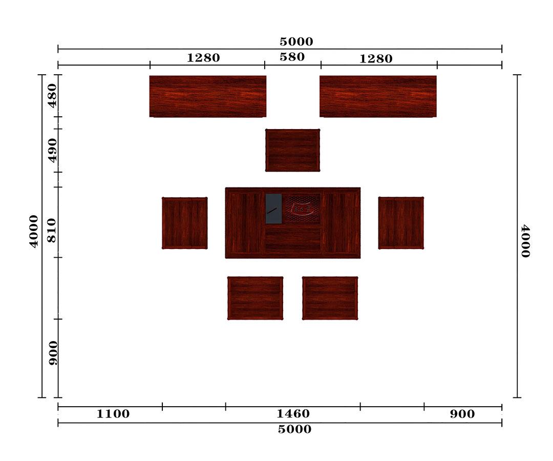 户型 户型图 平面图 设计 素材 1080_900
