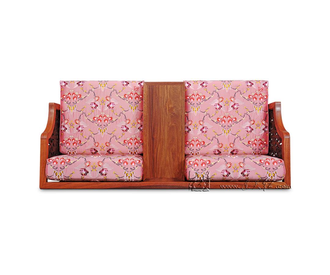 花影双人椅