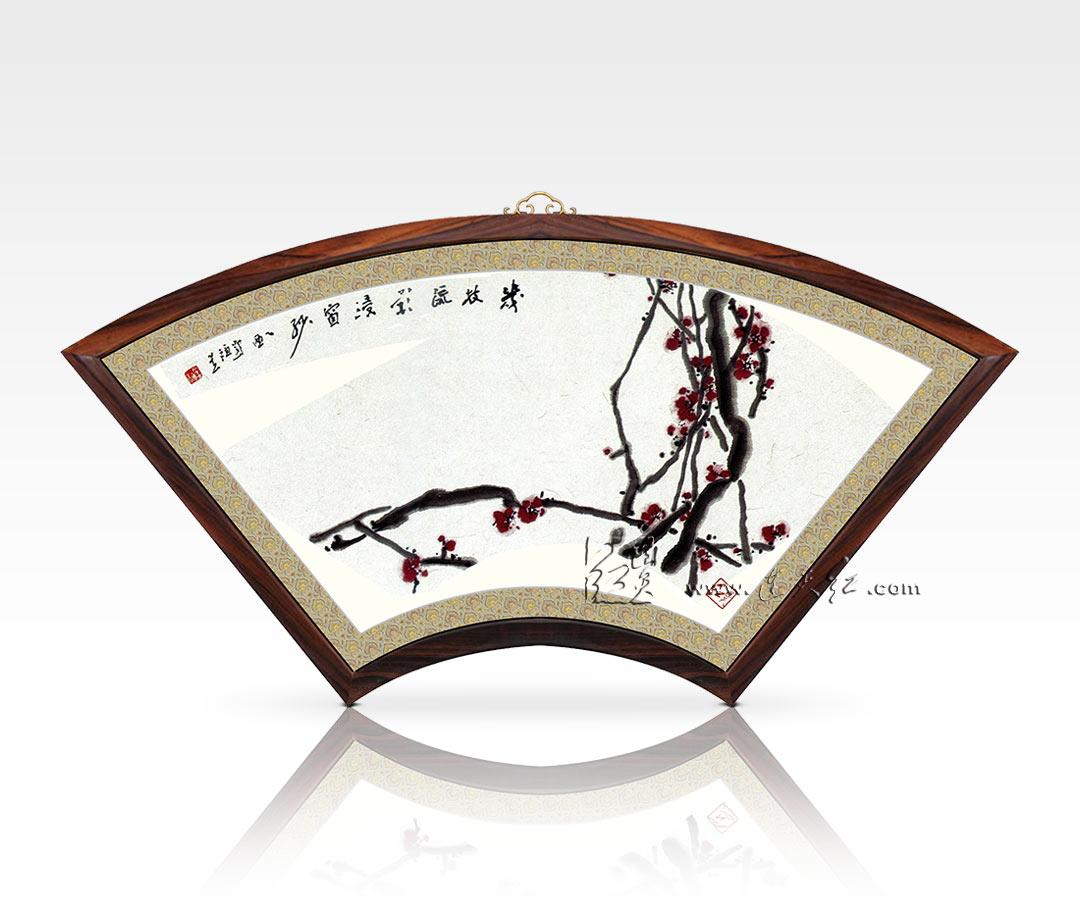古朴典雅的刺绣挂屏    20 - h_x_y_123456 - 何晓昱的文化艺术博客