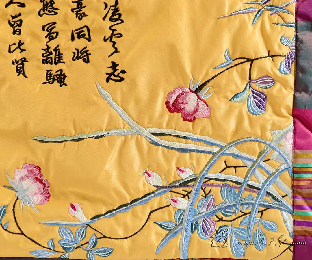 花鸟蝴蝶手袋(中号)