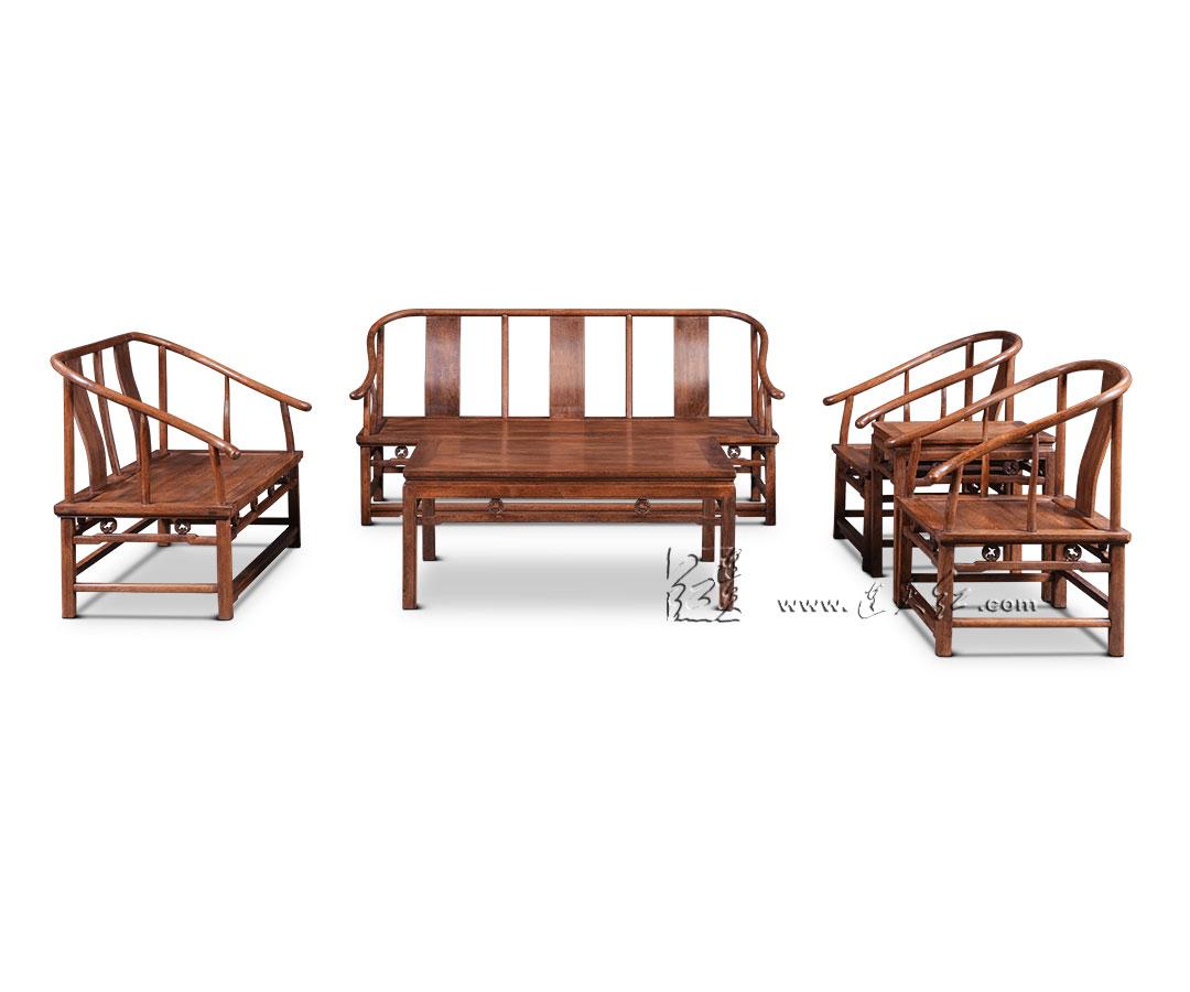 圈椅六件套(三)