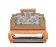 云龙纹宝座(CB02)-配套坐垫